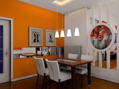 餐厅颜色搭配 注意五点用餐更美味