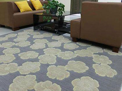 羊毛地毯如何清洗?教你4步快速清除污渍