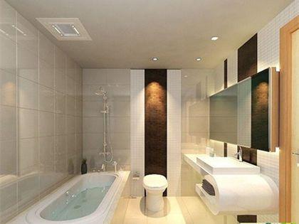 卫生间瓷砖搭配:3个注意防出错