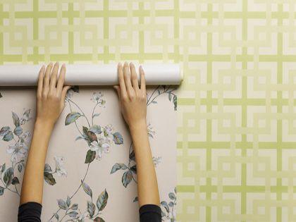 贴壁纸的方法:掌握5个步骤铺贴不后悔