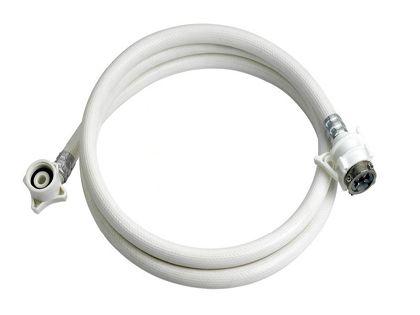 洗衣机进水管安装:三步到位防漏水