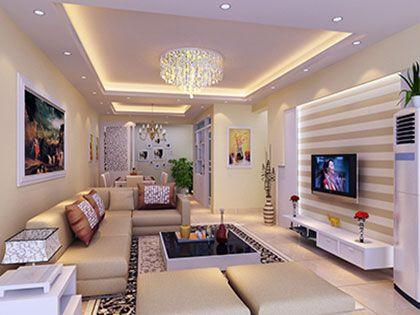 住宅风水布局,客厅这样布置可以消灾招运