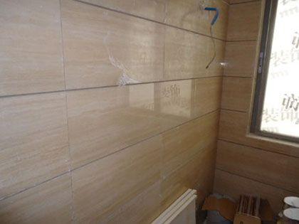 贴瓷砖方法与辅料相配合,做出更好的家装