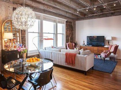 混搭风格设计说明 展现家居装修百变风情