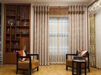 客厅窗帘风水 怎样才能聚气聚财?
