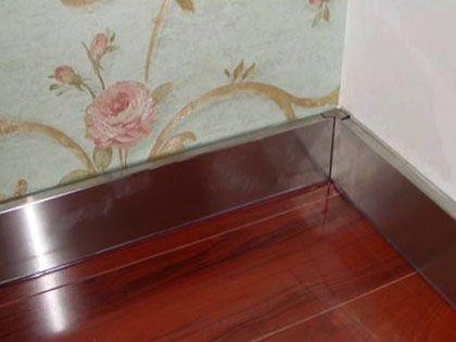 不锈钢踢脚线怎么样,适合做家装吗?