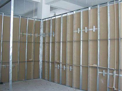 石膏板隔墙厚度多少比较合适?