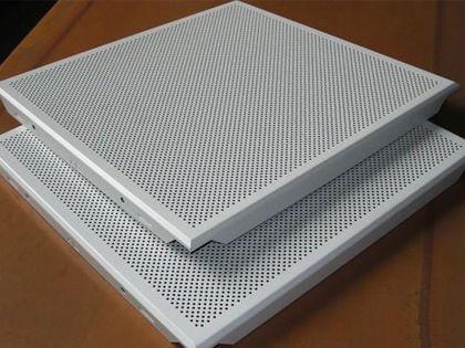 铝扣板天花安装 施工简洁效果好