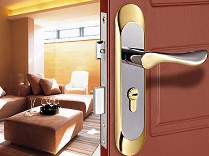 室内门锁安装流程  安全屏障十步到位