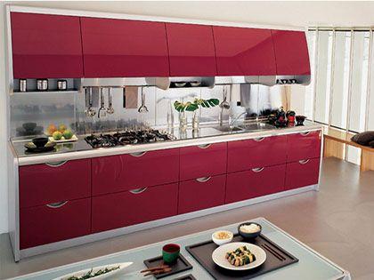 烤漆橱柜安装详解,小厨房也有大学问