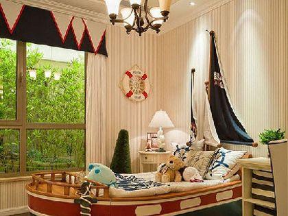 创意儿童房 一个有趣味的快乐空间