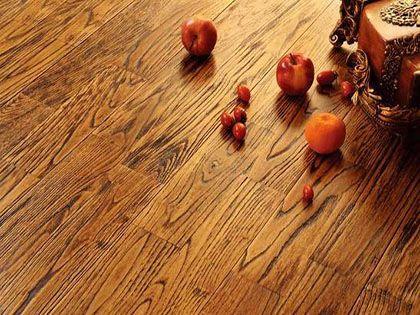 仿古实木地板安装:打造高贵古典家装风格