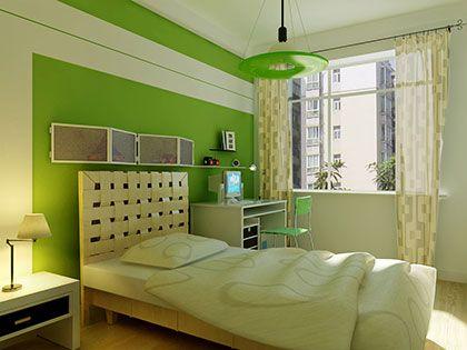 小户型儿童房装修设计,给孩子一室温暖乐趣