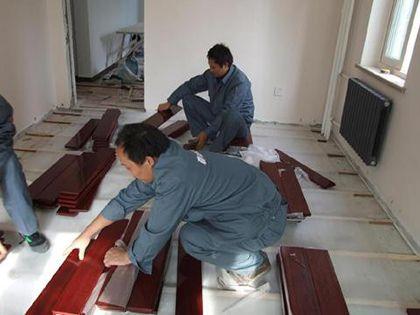 地板安装注意事项:教你学会那些不知道的事