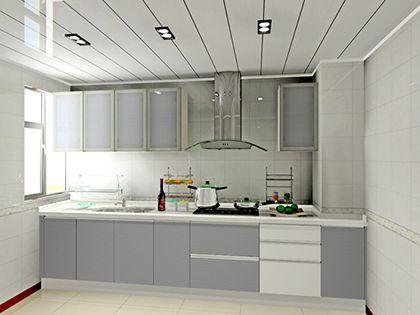 不锈钢整体橱柜品牌盘点  巧主妇的厨房好帮手