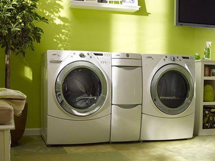 滚筒洗衣机宽度及选购:家庭洗衣的好帮手