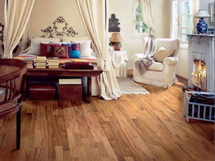 复合地板铺设方法:8个步骤让地面平整牢实