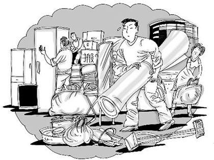 新房搬家注意事项:按部就班才能有条不紊