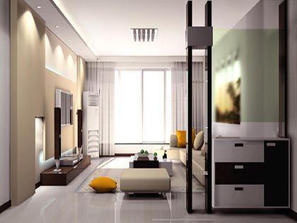 """客厅装修设计,打造个性""""门面"""""""