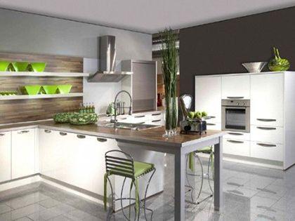 厨房装修风水颜色如何选?悉心配色健康好运来