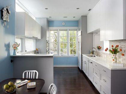 厨房装饰设计:时尚与实用并举