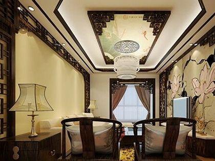 客厅吊顶材料:实用美观是王道