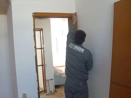 木门安装工:全权把握过程,有效掌控质量