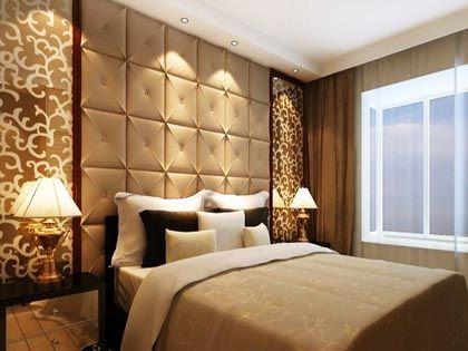 卧室软包床头背景墙:你不得不做的清洁和保养