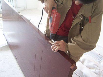 木门安装工具,有备而来才能有条不紊