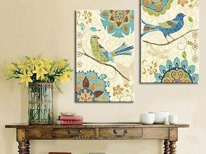 客厅背景墙挂画风水讲究,你不知道的风水常识