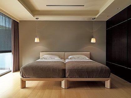 卧室地板什么颜色好?整体风格相得益彰
