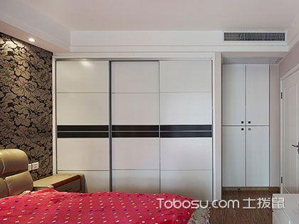卧室衣柜摆放风水 穿衣镜忌对着床头和门窗