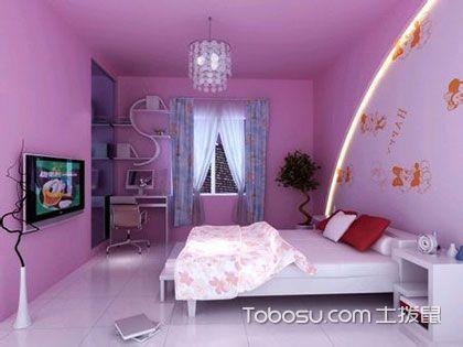 卧室墙壁什么颜色好 参考各类颜色氛围特点
