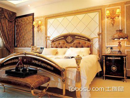 欧式卧室背景墙 每一种都有各自亮点