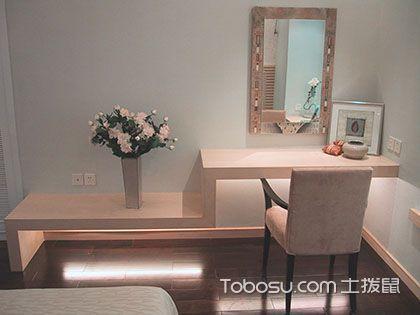 卧室梳妆台摆放位置如何安排?空间美与风水学兼备