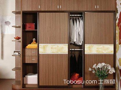 卧室衣柜门最佳选择,推拉门式更方便实用