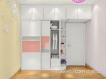卧室衣柜吊柜 大小高度设计标准
