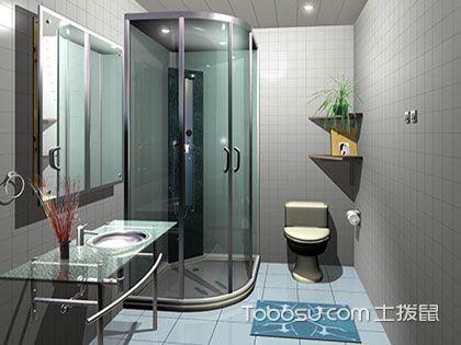 卫生间瓷砖颜色搭配 视面积大小而定