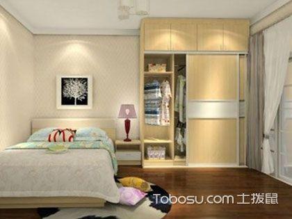 卧室衣柜尺寸 6大区域全方位考量