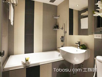 小卫生间如何装修?五个方面让小空间更敞亮