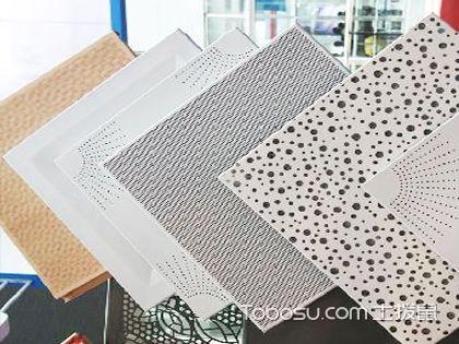铝扣板吊顶规格详解:助您选到最合适的板材
