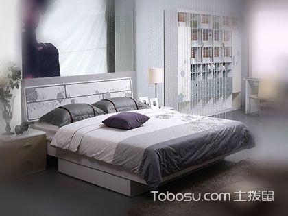 白色卧室家具的搭配与保养,学习技巧变身家居达人