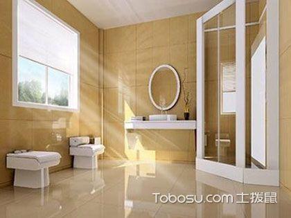 """卫生间瓷砖尺寸,选好可提升整体""""逼格"""""""