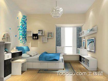 卧室装修颜色 参考8种颜色的两面性