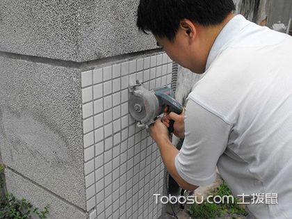 """外墙贴砖规范:要点记于心 铺贴不被""""坑"""""""