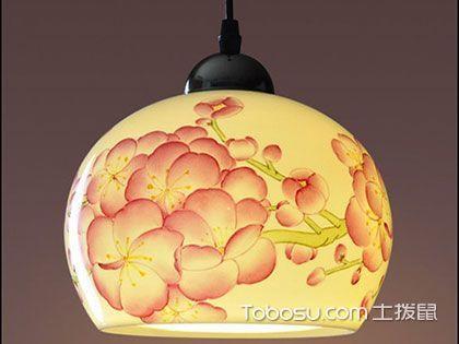 中式灯具:一盏古灯,几许风情