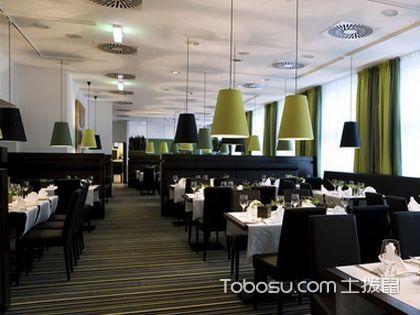 西餐廳裝飾設計,營造高貴典雅進餐環境