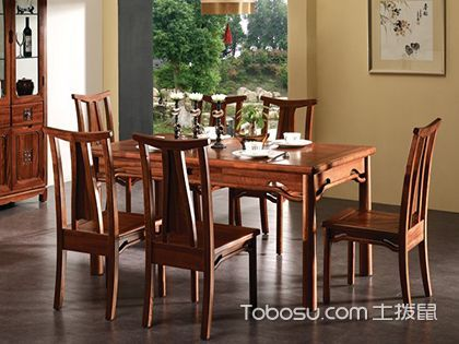 餐椅尺寸:高度合适才能拥有舒适坐感