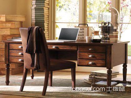 认准品牌实木书桌,享受高档家居生活