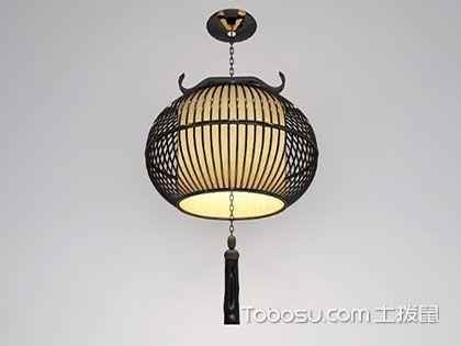 中式风格吊灯,集古典与时尚于一身